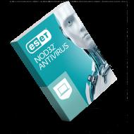 ESET NOD32 Antivirus - 3d box balanced - RGB - 800x800